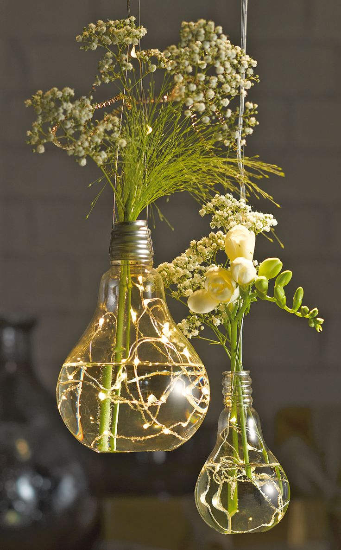 D'étoiles filantes - Vases ampoules