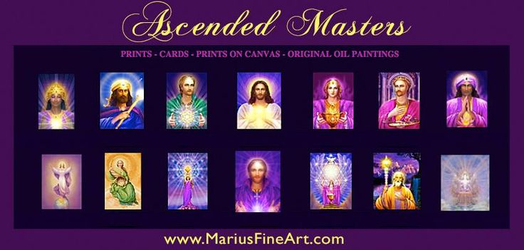 Ascended Masters - LIGHTGRID - Lichtnetz - REDDELUZ