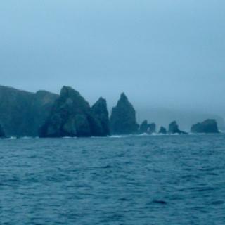 Cruising around Cape Horn