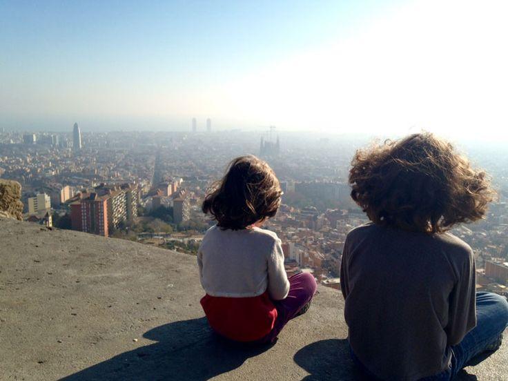 Senderismo en Barcelona: Ruta al Turó de La Rovira