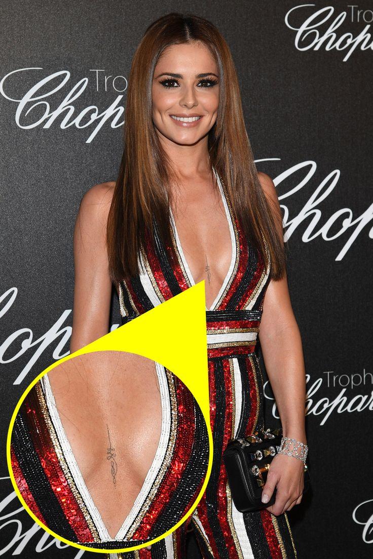 Cheryl tweedy boob