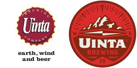 rebranding uinta1 Craft Beer Branding Wars: 10 Breweries That Have Stepped Up Their Packaging Game
