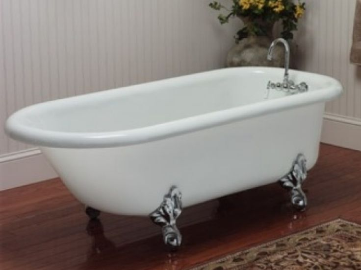 140 best clawfoot bathtubs images on pinterest room dream bathrooms and home - Claw Tub