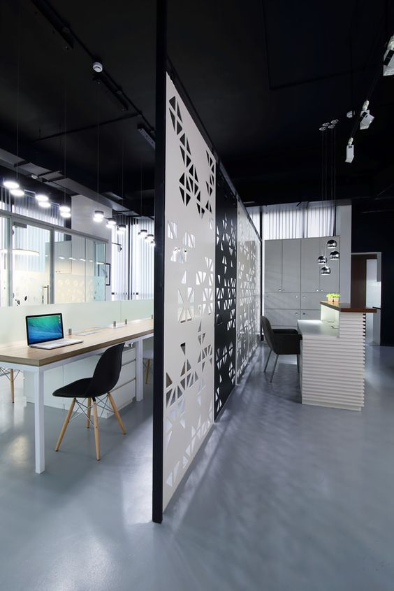 Modern office interior design     | Office Spaces | architecture | interior design | modern | #officespaces #interiordesign https://www.statements2000.com/