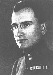 Austro-Hungarian rocket engineer and cosmonautic pioneer, Herman Potocnik was born 22/12 1892.