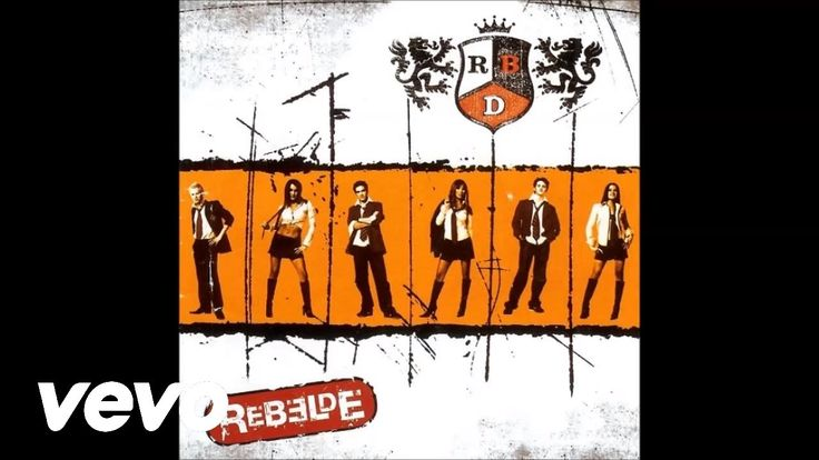 RBD: Rebelde (Audio oficial)