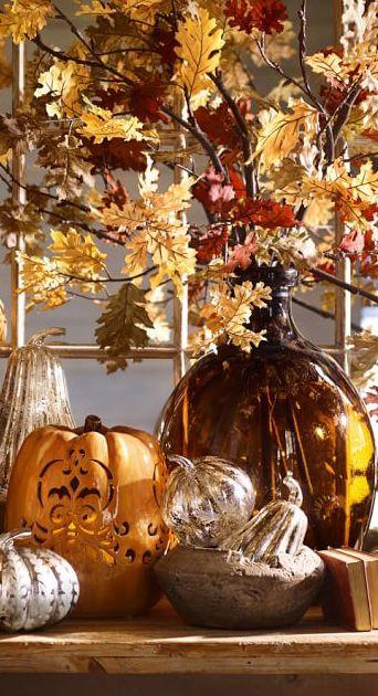 1688 best Halloween and Fall images on Pinterest Autumn - halloween decorations indoor ideas