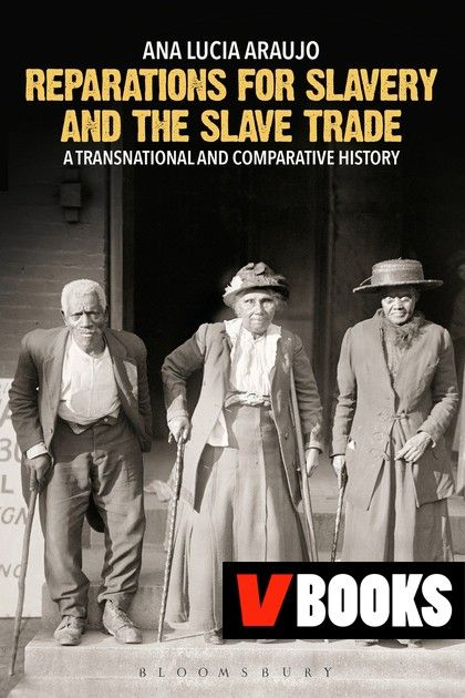 """Prof. Ana Araujo talks to VIBE about her new book, Reparations for Slavery and the Slave Trade.""""  #SoJustAbolition #SaturdaySchool"""