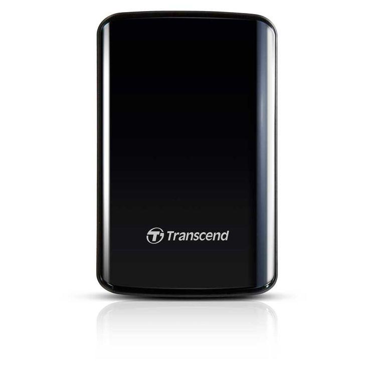 Transcend StoreJet 25D2 1TB (USB 2.0) Negro | HDD Externo  - Compra siempre al mejor precio en todoparaelpc.es. Tenemos las mejores ofertas de internet