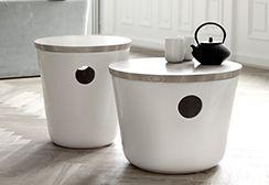 Unit keramikmøbler - love these!