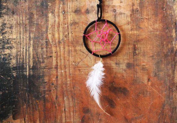 Dreamcatcher Necklace by DesertGypsea on Etsy