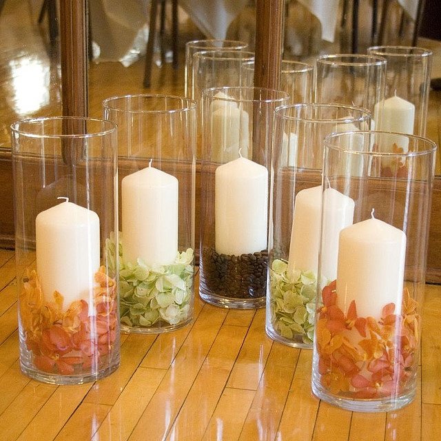 20 Best Fall Wedding Centerpieces Images On Pinterest