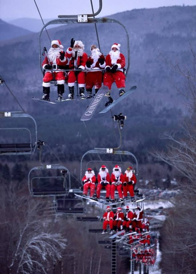 Desejo a todos os meus amigos um Santo Natal!