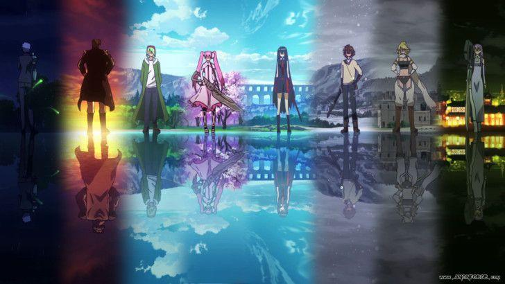 Akame Ga Kill Wallpaper HD Night Raid Picture