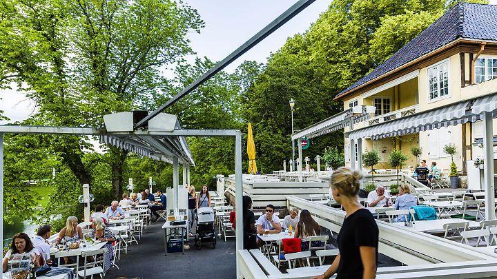 Restaurantanmeldelse av Herregårdskroen: Sommerlig lyspunkt