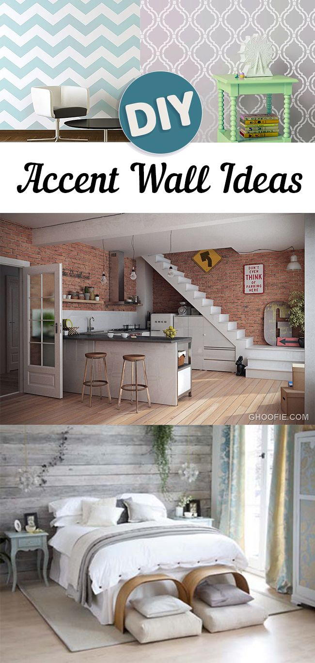 Diy Accent Wall Ideas Wall Ideas Accent Walls And Paint