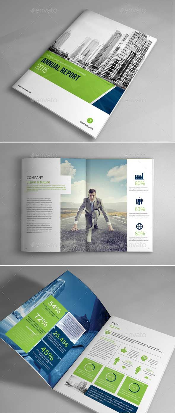 Best Annual Report Images On   Page Layout