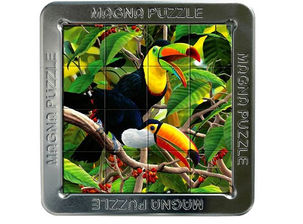 3D Magna Puzzle Toucans from Games World. #thejunglebook #perth #perthkids