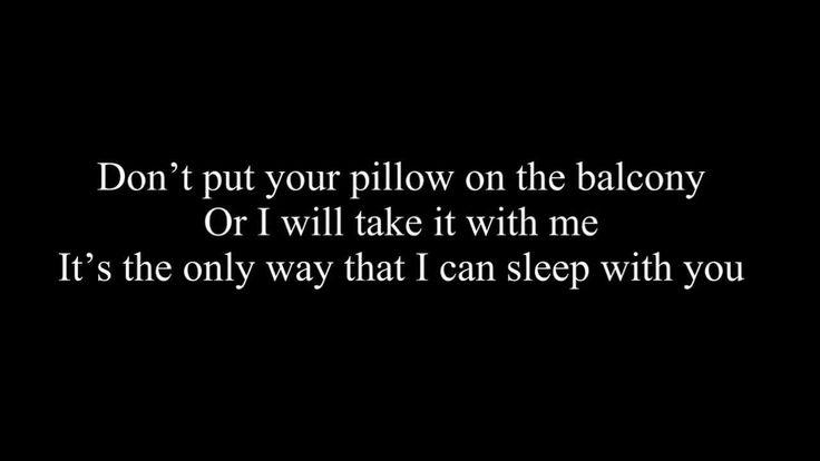 THIEF - MARK ADAM with lyrics