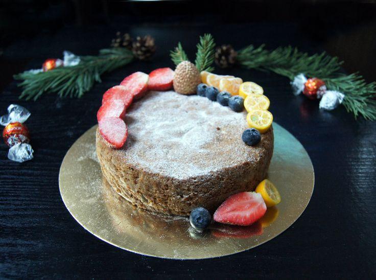 Рождественский кекс Эмили Дикинсон (выдержка 1 месяц)