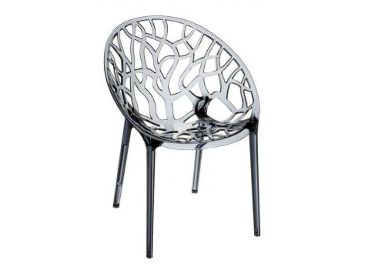 Transparante stoel