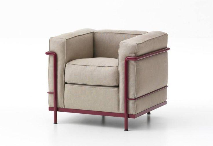 27 best images about le corbusier design classics for Bauhaus sofa le corbusier