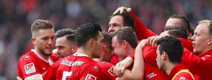 Derbysieger: Düsseldorf gewinnt in Duisburg