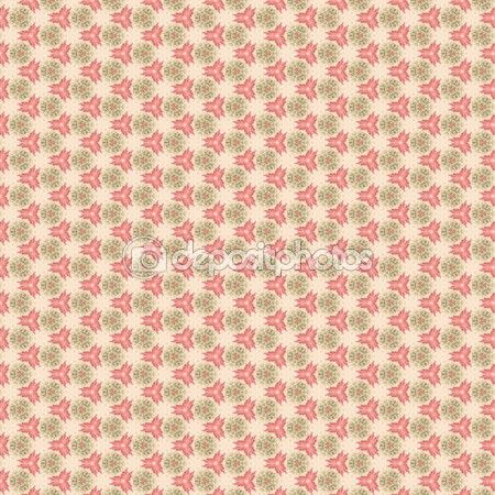 Decorative abstract and lacy pattern, on the beige