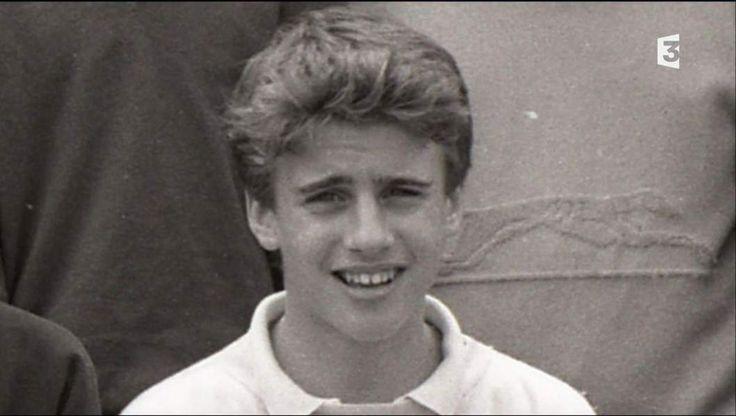 Emmanuel Macron, jeune et beau