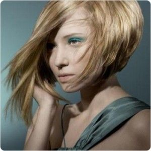Saçlarınıza uygulayabileceğiniz asimetrik saç modelleri 9