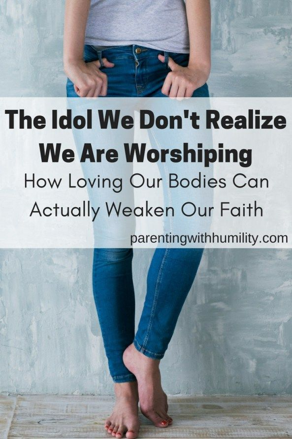 Amazing article on body image and what we are missing when we talk about the issue. #bodyimage #christian #goodreads #books #christianwomen