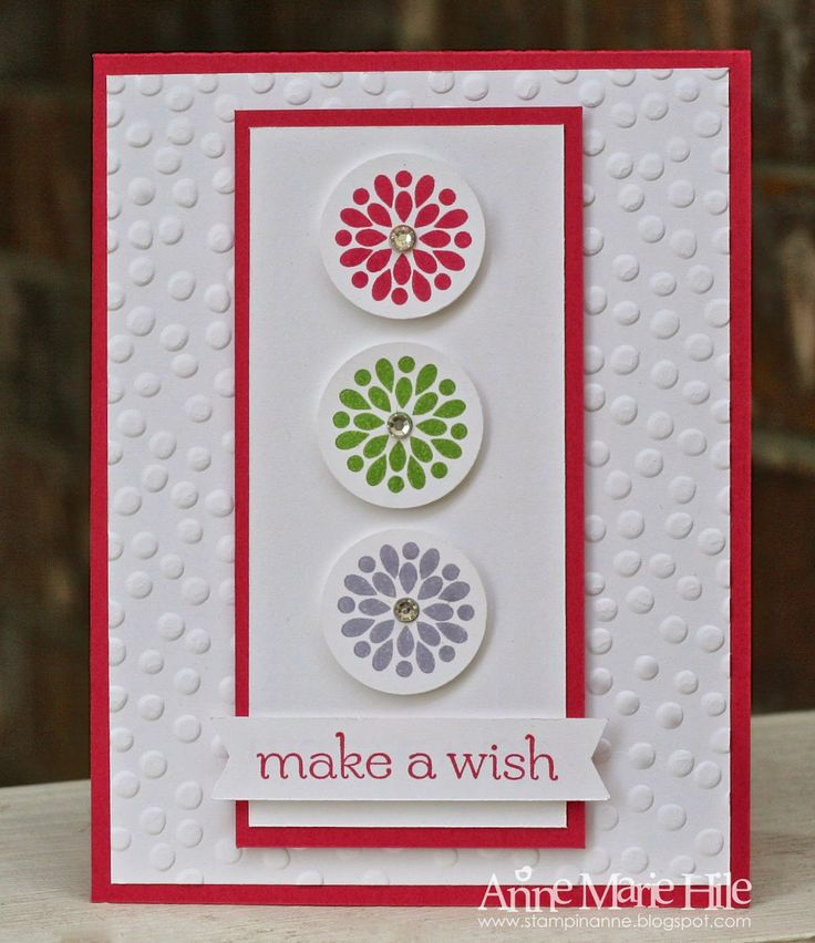 Stampin' Anne: CAS Mixed Bunch for Paper Players #187