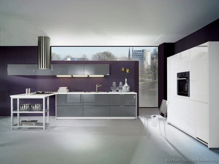 Contemporary Grey Kitchen 629 best modern kitchens images on pinterest | kitchen modern