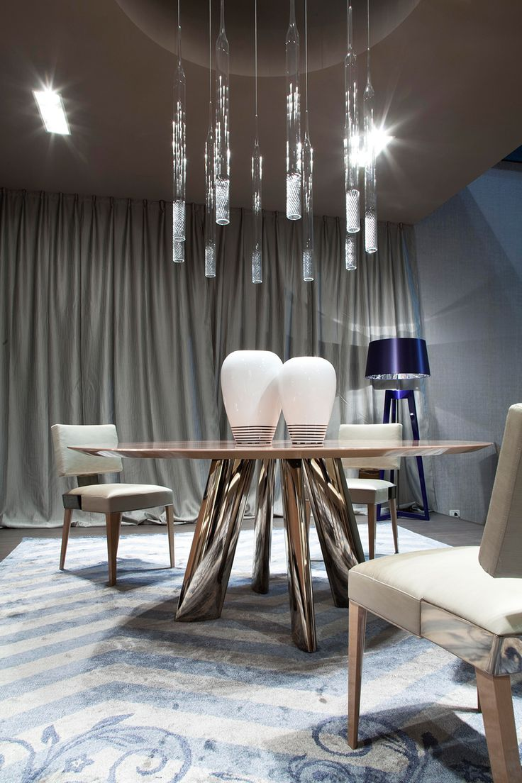 Transitional dining room - Dress Table Transitional Dining Room Design At Cassoni Com