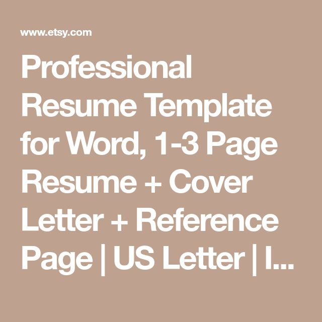 The 25+ best Work reference letter ideas on Pinterest - reference page for a resume