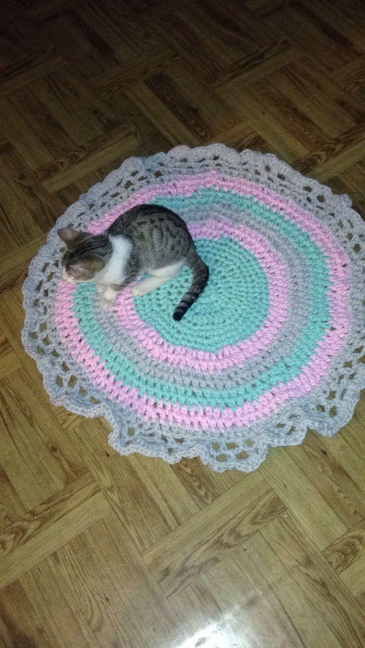 Moje dzieło+ kot model😘