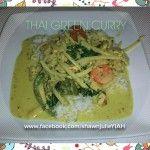Green Thai Curry Buy here:  www.juliehagglund.yourinspirationathome.au.com