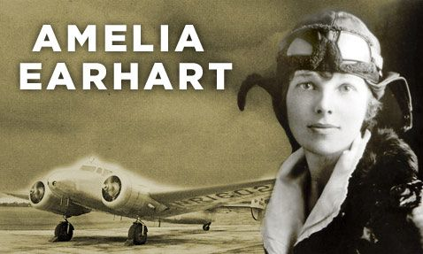 Amelia Earhart was the first woman to fly across the Atlantic in 1928, just one year after the first ever crossing made by Charles Lindeburg. It was a significant achievement in itself but also significant for being achieved in a male dominated field.