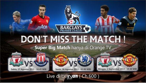 Channel Liga Bola Terlengkap