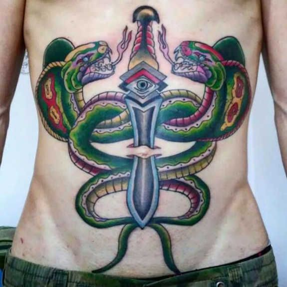 97 Unbeatable Chest Tattoos For Men: 17 Best Images About Chest And Stomach Tattoos