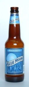 Blue Moon Belgian Witbier. From a sampler pack picked up by Mel. I think everyone has had this one many times.