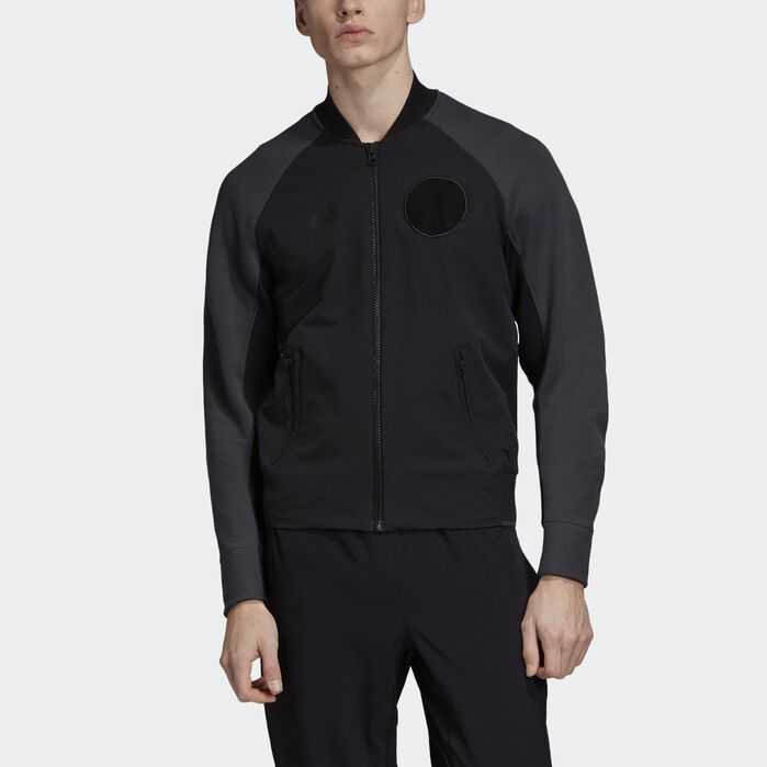 Adidas Black Vrct Jacket for men