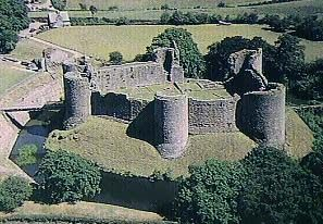 White Castle- Seriously... I have to go here! Really wish I planned more time to visit Wales.