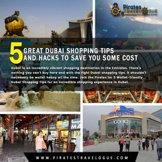From the inconceivably large and sprawling malls to the traditional Arabian souqs Dubai has everything to offer on a wild shopping spree.
