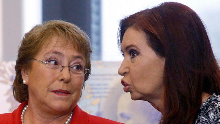 El Estado Islámico amenaza de muerte a Cristina de Kirchner y Michelle Bachelet