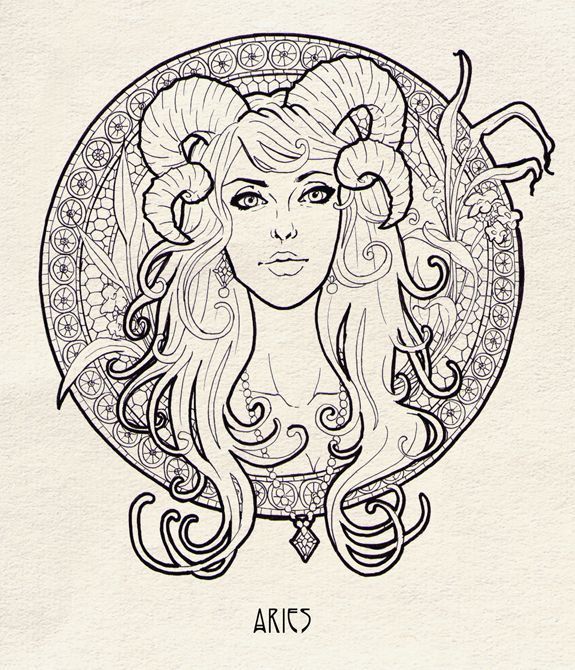 1214 b sta bilderna om coloring book saved p pinterest for Flowers for aries woman