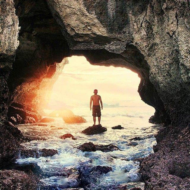 Location : Secret point, nusa ceningan, klungkungkung. Bali