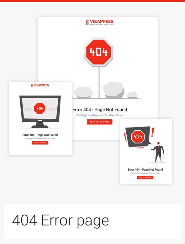 simple 404 error page design bootstrap template 404 pinterest