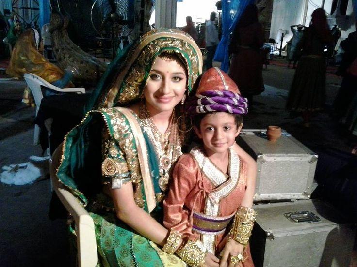 Jodha and Rahim :)
