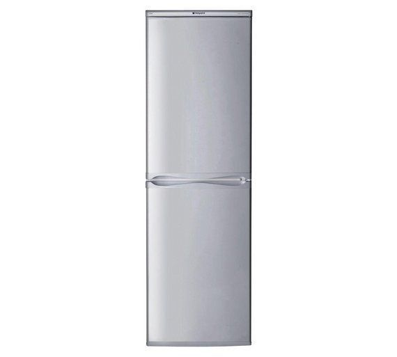 Buy Hotpoint First Edition RFAA52S Tall Fridge Freezer - Silver at Argos.co.uk, visit Argos.co.uk to shop online for Fridge freezers, Large kitchen appliances, Home and garden #HomeAppliancesFreezers